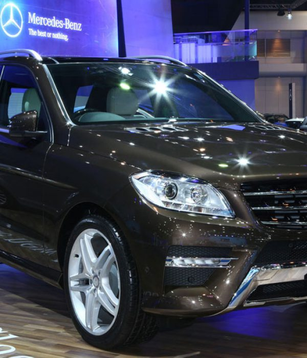 Mercedes Benz ML 250 CDI AT